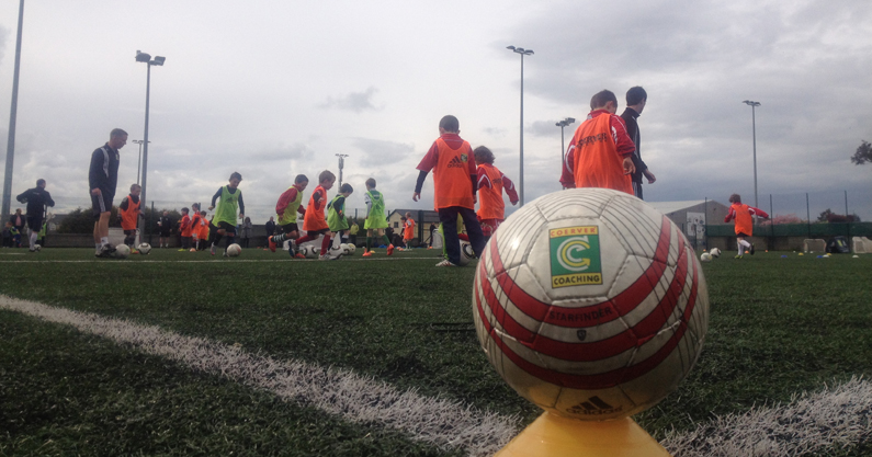 Coerver – 2 Day Summer Camp