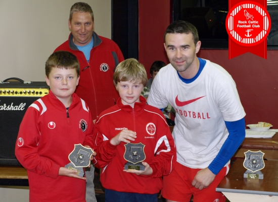 Player Of The Year Awards 2011/12