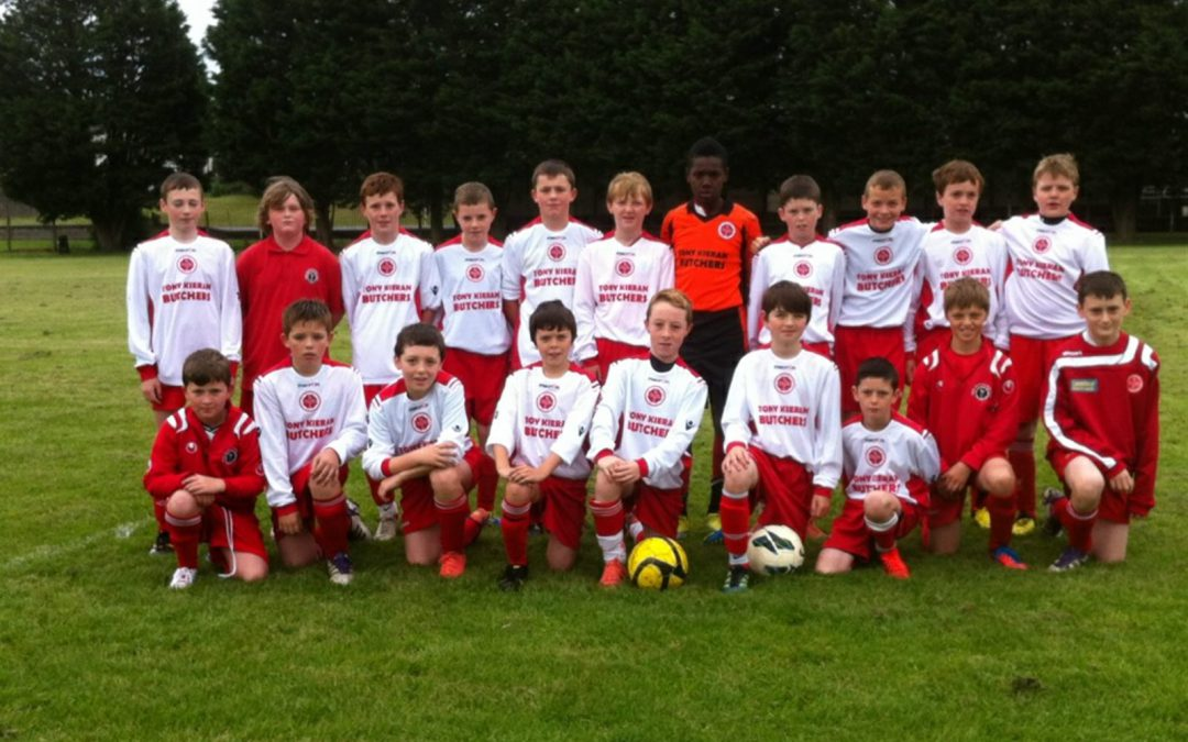 Juniors Match Reports – Week ended 2nd December 2012