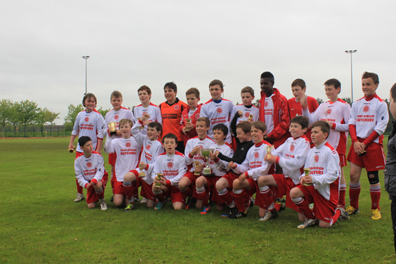 2012/13: Dundalk U13 Cup winners!