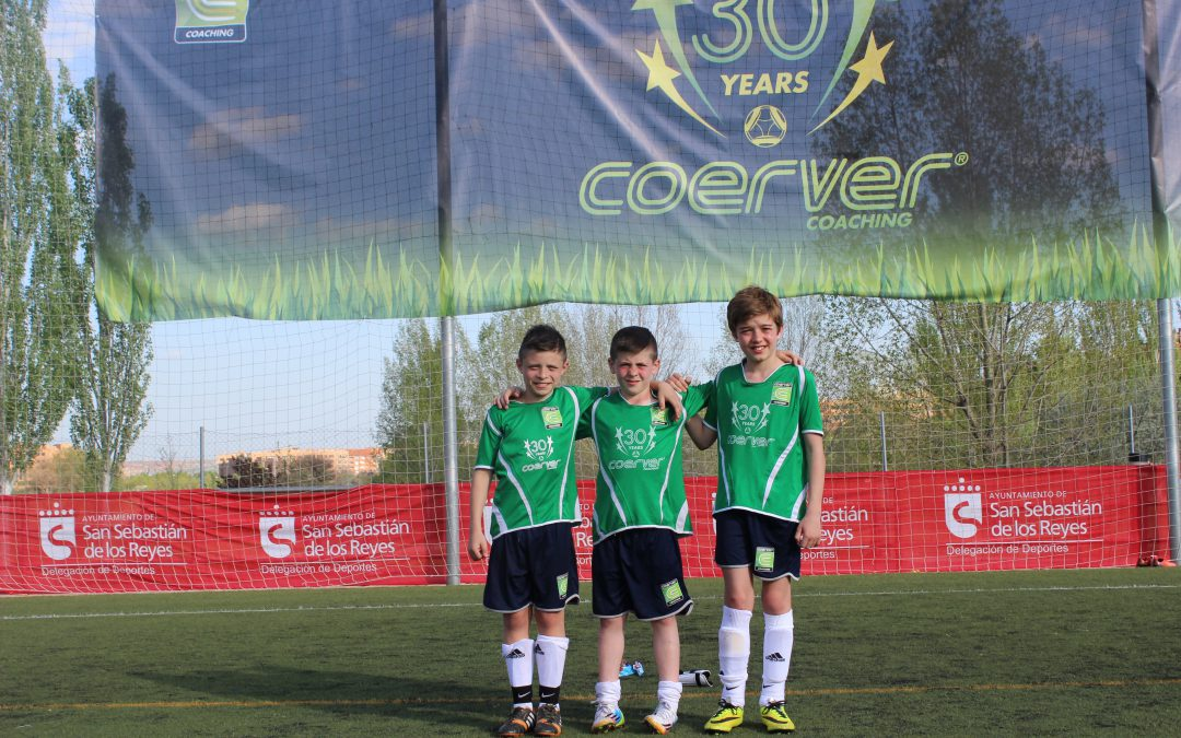 Dundalk boys reign in Spain with silky skills