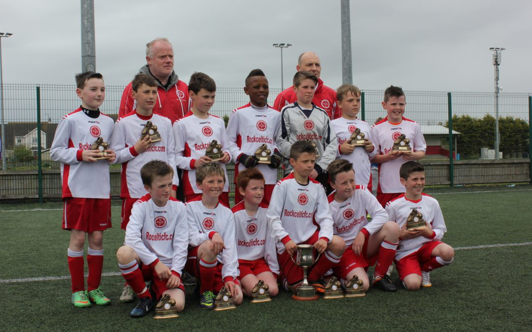 2013/14 – DSBL U11 Premier League champions & Cup winners