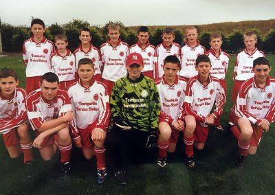 Rock Celtic FC U14 - 2001